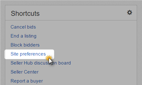 site-preferences